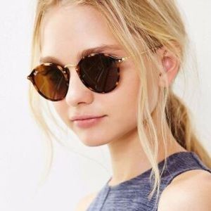Ray bans Round Fleck sunglasses